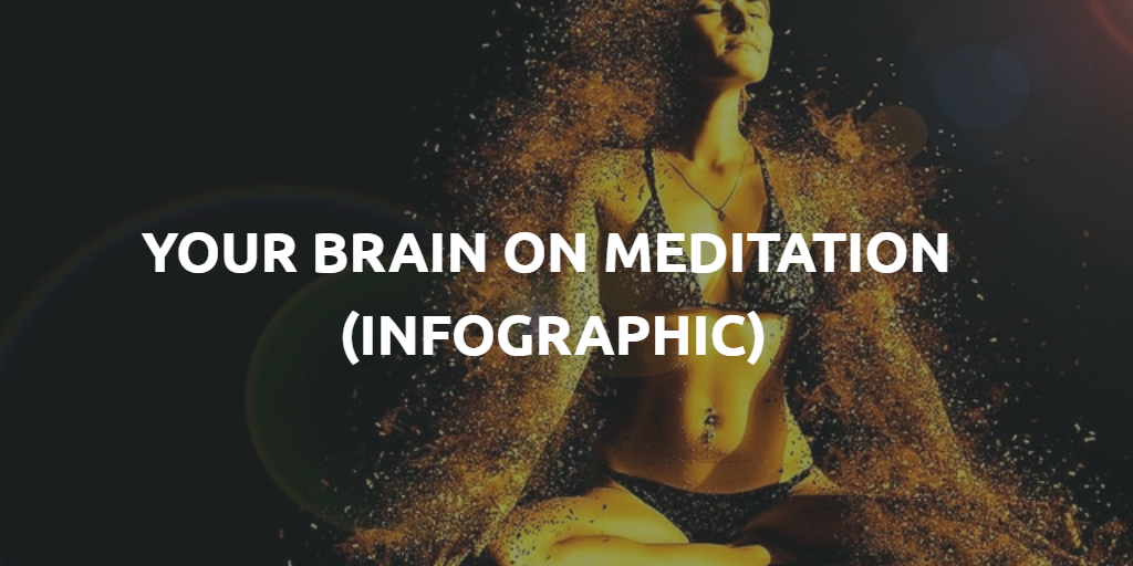 What Happens to Your Brain on Meditation? (Infographic)