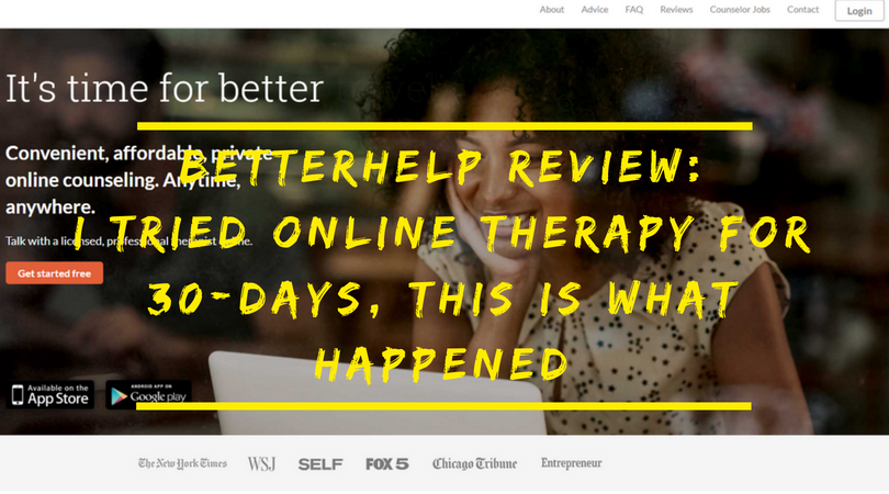 BetterHelp Review: I Tried Online Therapy for 30-Days & This Happened