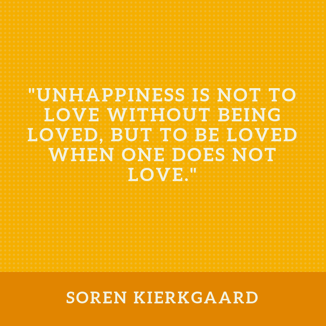 42 Kierkegaard Quotes on Love, Life, Prayer, and More